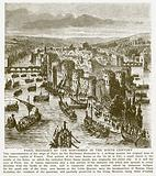 Paris Besieged by the Northmen in the Ninth Century