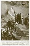 The Arrest of Pope Boniface VIII by the Soldiers of King Philip of France