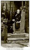 The Sergeant-at-Arms in his Seat in the House of Commons