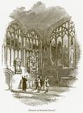 Chancel of Stratford Church