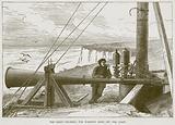 The Siren Fog-Horn, for Warning Ships off the Coast