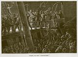 """Wreck of the """"Northfleet"""""""