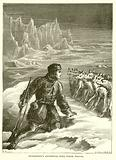 Richardson's Adventure with White Wolves