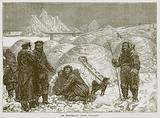 An Esquimaux Snow Village