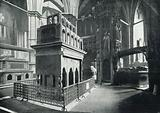 Westminster Abbey, the Tomb of Edward the Confessor