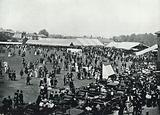 Lord's Cricket Ground, Luncheon Interval during the Eton and Harrow Match