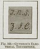 Guthrie's Electrical Touchstone