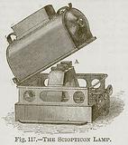 The Sciopticon Lamp