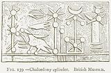 Chalcedony Cylinder. British Museum