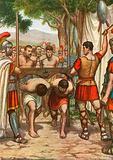 Under the Roman yoke