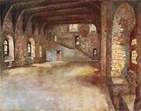 The Banquet Hall, Chateau des Comtes, Ghent