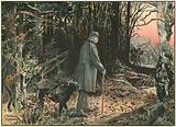 Der Alte vom Sachsenwalde 1888