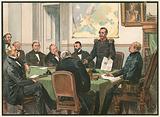Das Ministerium Bismarck 1862
