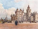 North Front of George Heriot's Hospital