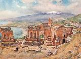 The Theatre, Taormina