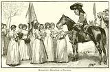 Monmouth's Reception at Taunton