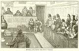 Bushell Delivering the Jury's Verdict