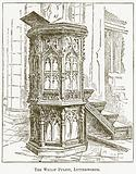 The Wiclif Pulpit, Lutterworth
