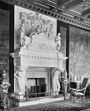 Marble Chimney-Piece in the Saloon