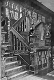 The Carved Stairway, 1628