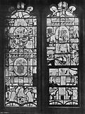 A Window in a Corridor