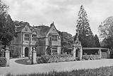 Stibbington Hall from the West