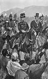 The Review of Troops in Phoenix Park, Dublin, May 10th, 1865