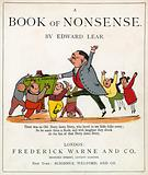 A Book of Nonsense: Title Page