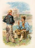 Sailors - 18th century