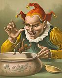 Gulliver in Brobdingnag