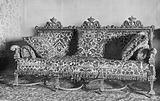 Great Settee of William and Mary Period