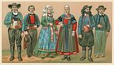 France Costume