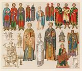 Byzantine Costume