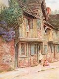 An Old House at West Tarring