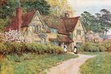 An Old Buckinghamshire House