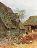 A Kentish Farmyard