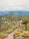 A Kentish Garden