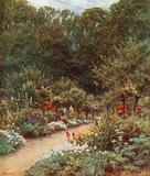 The Kitchen-Garden, Farringford