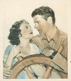 Richard Arlen and Judith Allen