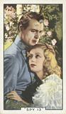 Marion Davies and Gary Cooper in Spy 13