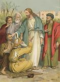 Jesus and the Blind Men