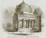 Pathan Tomb at Shepree, near Gualior