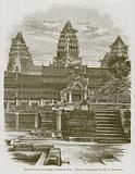 General View of Temple of Nakhon Wat