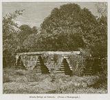 Hindu Bridge at Cuttack