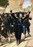 20 September 1870: Porta Pia - Breaching the walls
