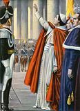 18 July 1846, Pope Pius IX declares an amnesty