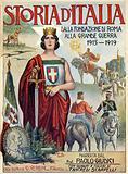 Storia d'Italia: Title page
