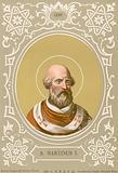 S Martinus I