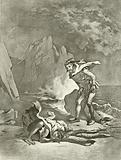 The Tempest. Act II, Scene II.