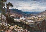 Dunkeld and Birnam from Craigiebarns, Perthshire